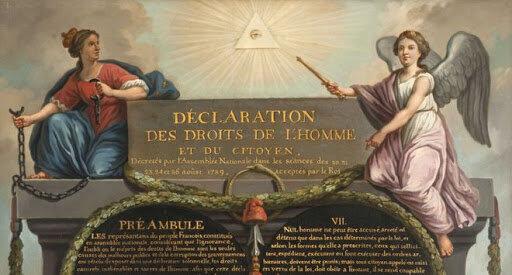 Revolución Francesa Derechos Naturales