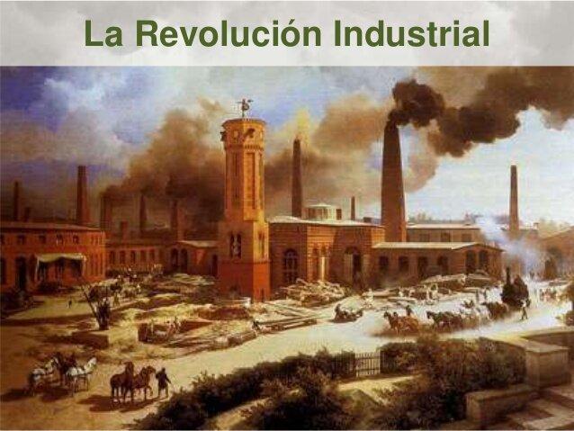 Revoluciòn Industrial