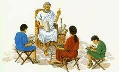 753a.C.- siglo IV a.C. Educación romana clásica