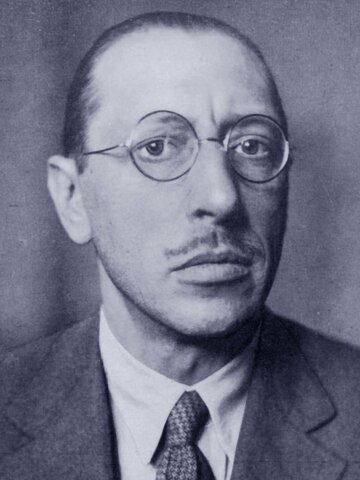 Stravinsky (1882-1971)