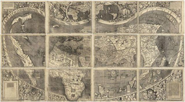 Primer Atlas moderno