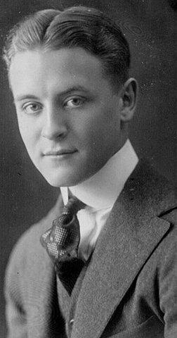 F. Scott Fitzgerald was born