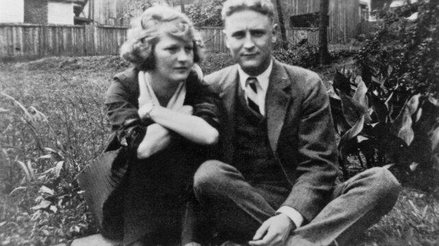 F. Scott Fitzgerald and Zelda get married