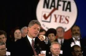 •NAFTA Founded (1994)