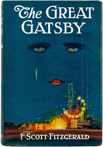 The Great Gatsby published