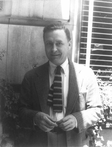 F. Scott Fitzgerald dies