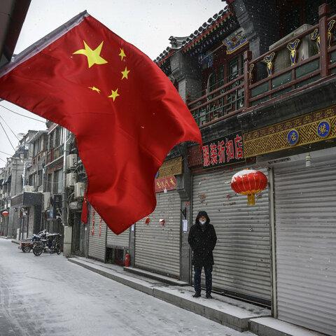 China a inicios del siglo XIX