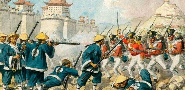 Guerra del opio en China
