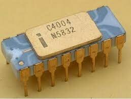 Avance del microprocesador