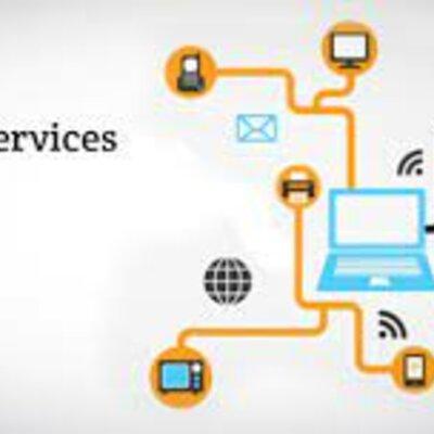 INTERNET SERVICES timeline