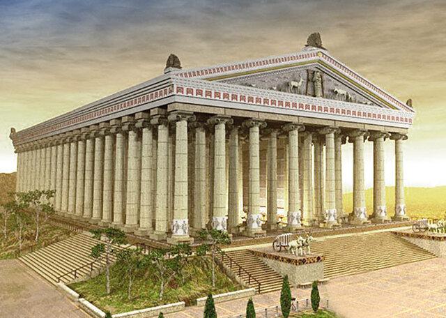 Artemidės šventykla
