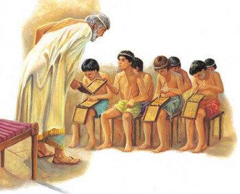 Siglo VII-III a.C. Escuelas latinas
