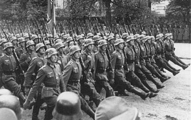 1. sept Angrepet på Polen