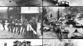 Starten på 2. verdenskrig timeline