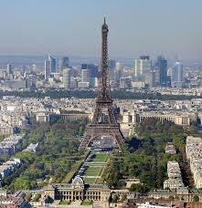 Primer viaje a Paris