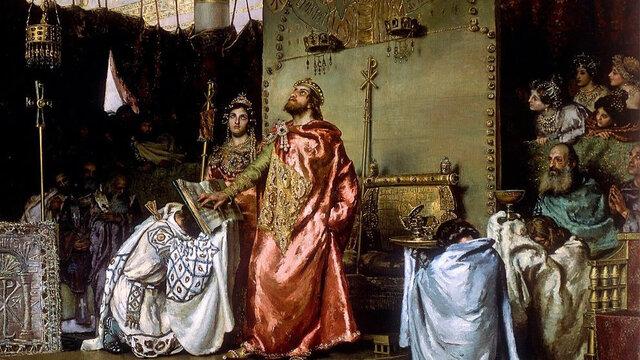Reino Visigodo de Toledo.