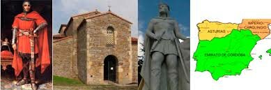 Reino de Asturias.