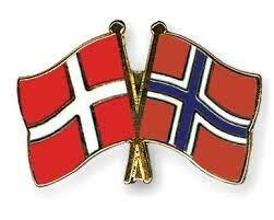 Norge kommer i union med danmark