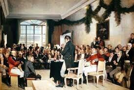 Unionen oppløses, men dansk fortsatte som skriftspråk