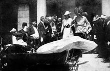 (juny) Assassinat de l'ar iduc rancesc erran.