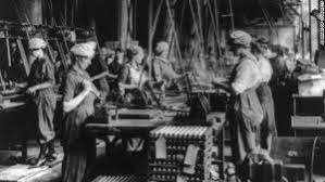 Incorporació de la dona al món laboral