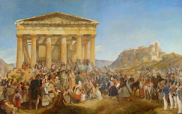 The Greeks Revolt