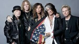 Comença la gira mundial de Aerosmith