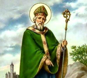 San Patrizio porta il cristianesimo in Irlanda