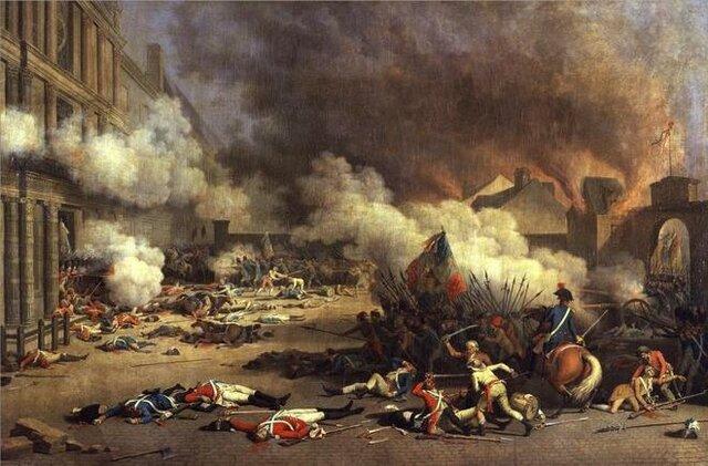 Assalt al palau de Tulleries