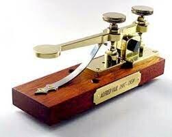 Telégrafo de Código Morse