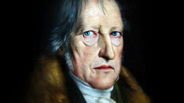 Hegel y el ritmo de la formación