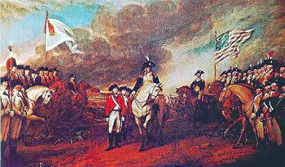 Τέλος Αμερικανικής Επανάστασης