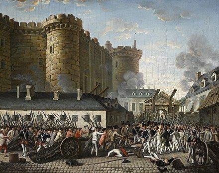 Τέλος Γαλλικής Επανάστασης