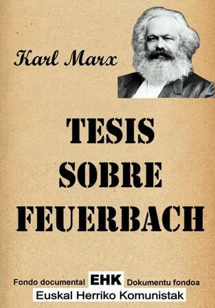 Marx es la emancipación del hombre