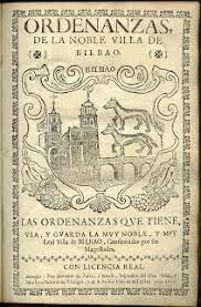 Creación de las Ordenanzas de Bilbao