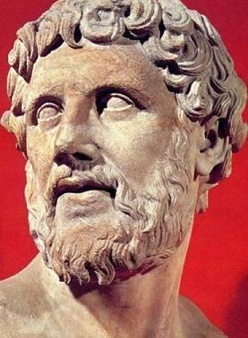 Demócrito-460 a.C.- 370 a.C.