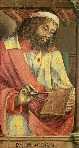 Euclides-325 a.C.- 265 a.C.