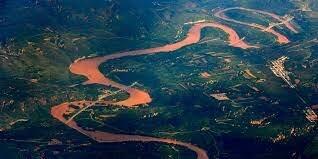 Cambios en el Rio Amarillo