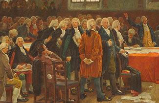 Les élections de 1792