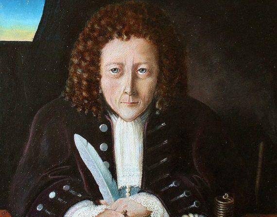 Hooke- 1635-1703