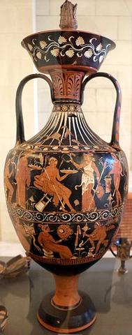 Anfora - circa 310 a.C.