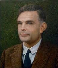 Turing estudia el cerebro como una forma de ver el mundo de la computación.
