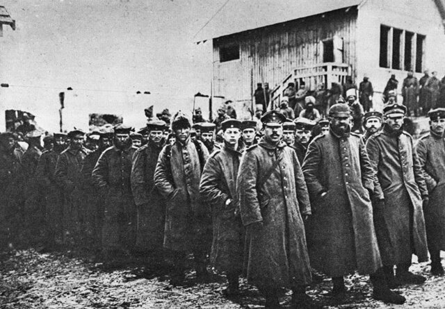 Salida de Rusia a la primera guerra mundial