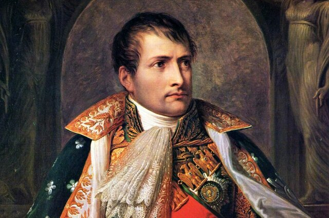 Napoleon named Consul for life