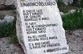 Morte di Giuseppe Ungaretti