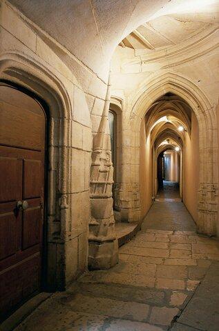Quartier Renaissance-Les Traboules
