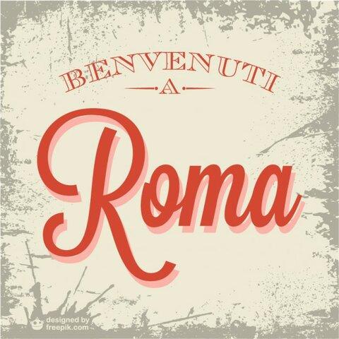 Ritorno in patria: BENVENUTI A ROMA