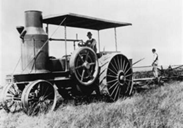 Trabajo agrícola pesado