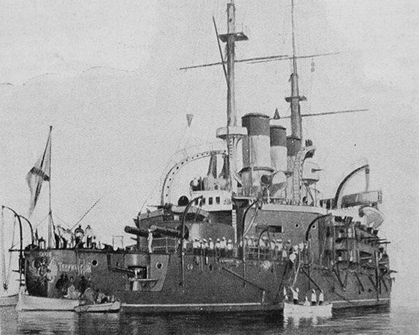 Rebelión de la marina rusa