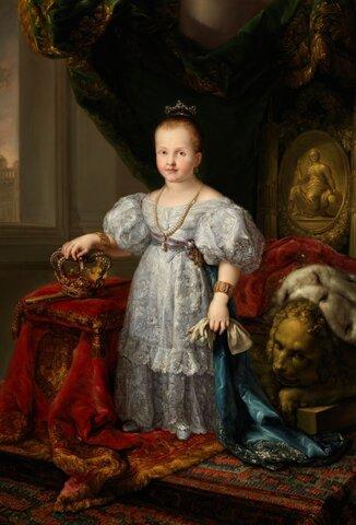 El Nacimiento de Isabel II